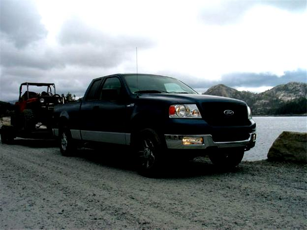 Ford F-150 Super Cab 2004 #13