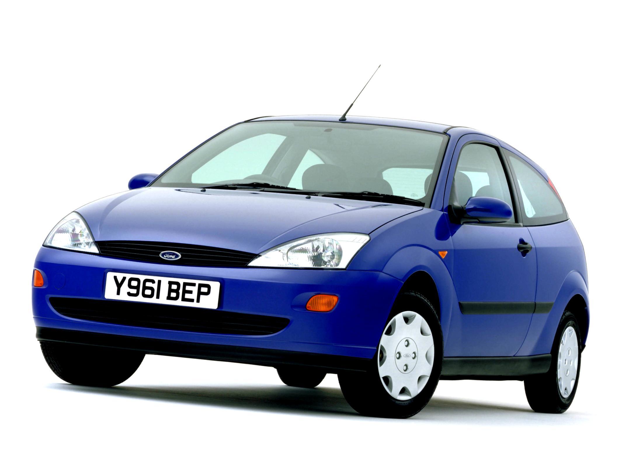 ford focus 3 doors 1998 4