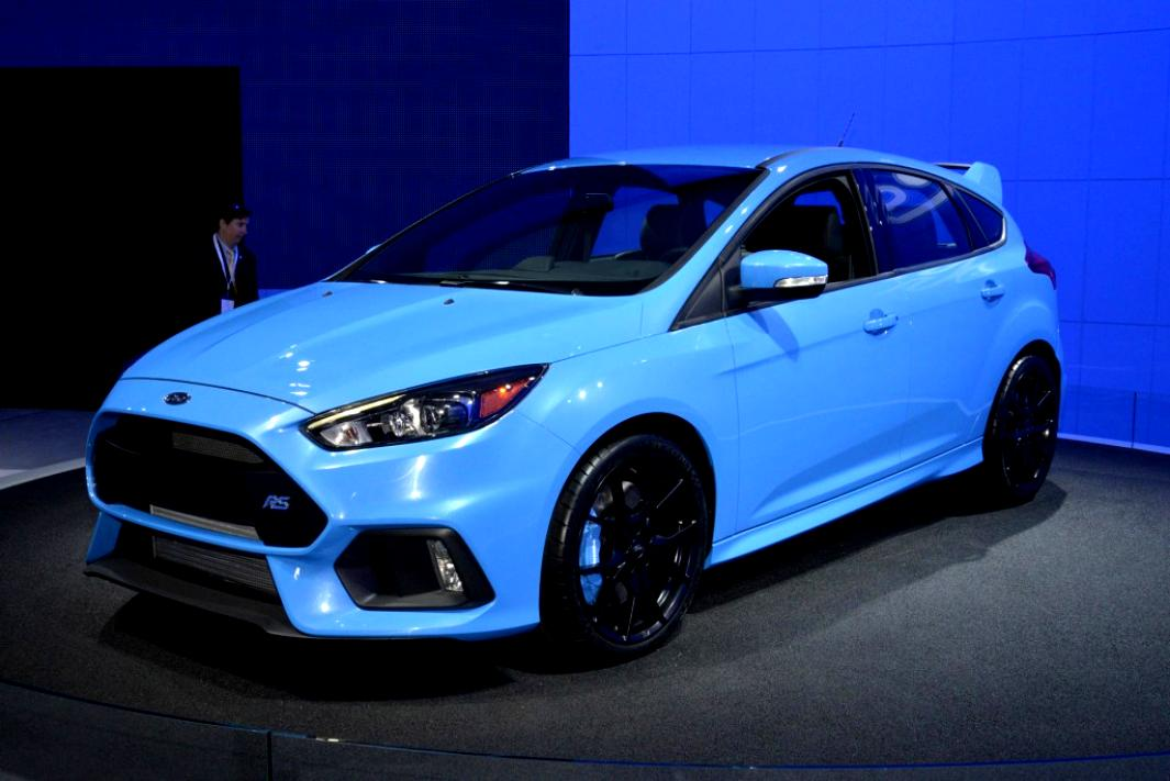Ford Focus RS 2016 #1