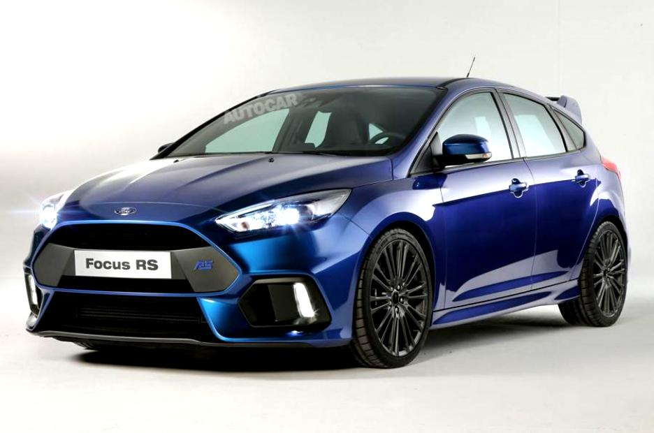 Ford Focus RS 2016 #2