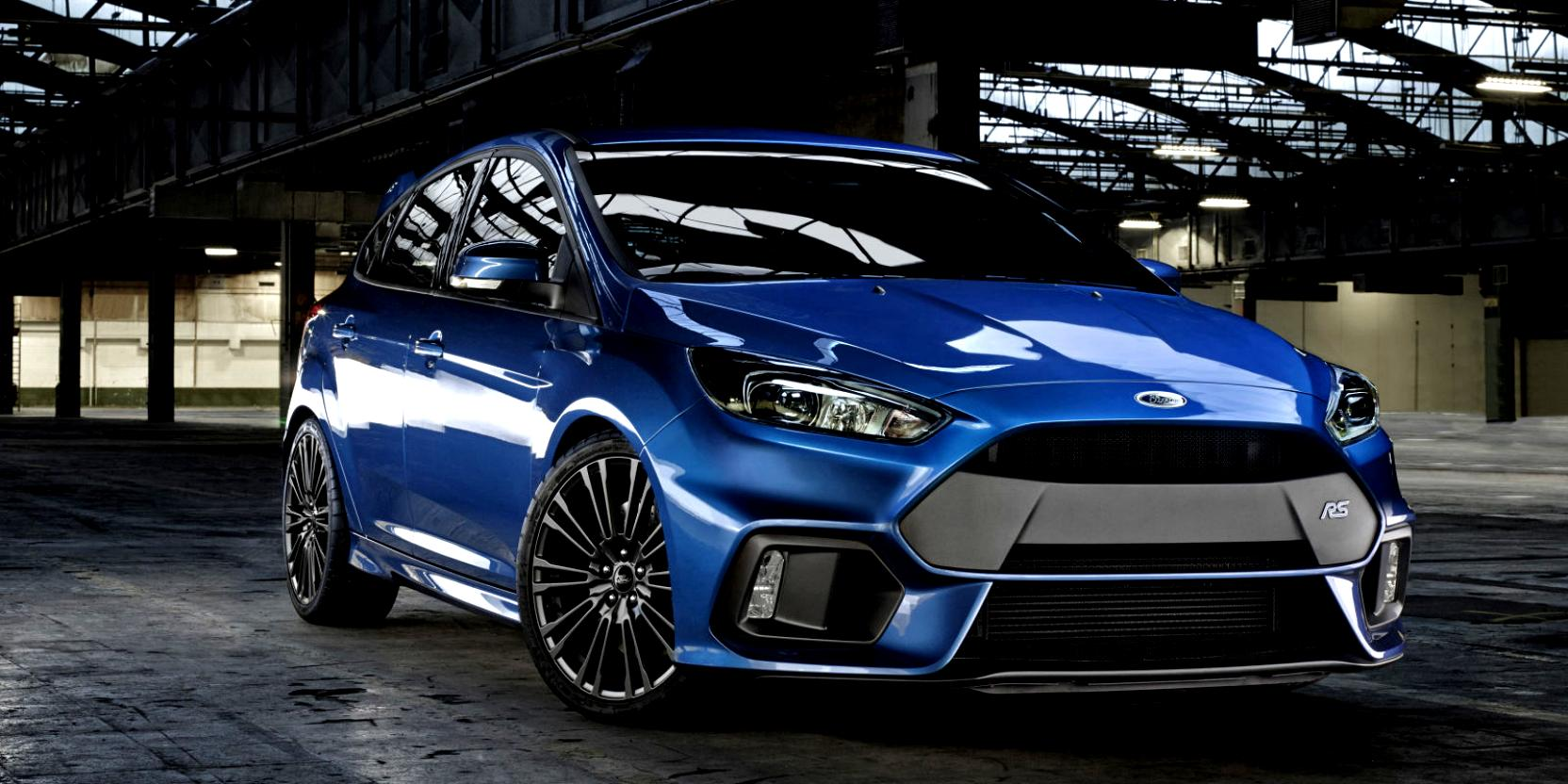Ford Focus RS 2016 #3