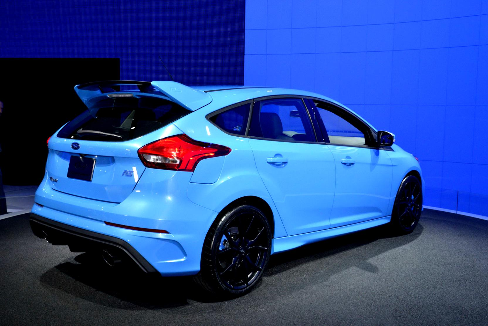 Ford Focus RS 2016 #6