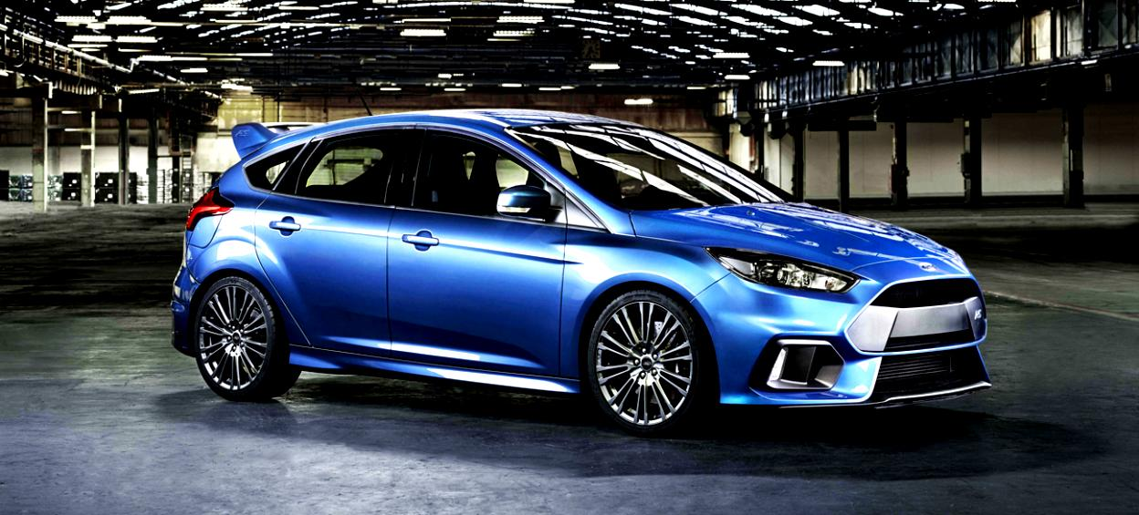 Ford Focus RS 2016 #7