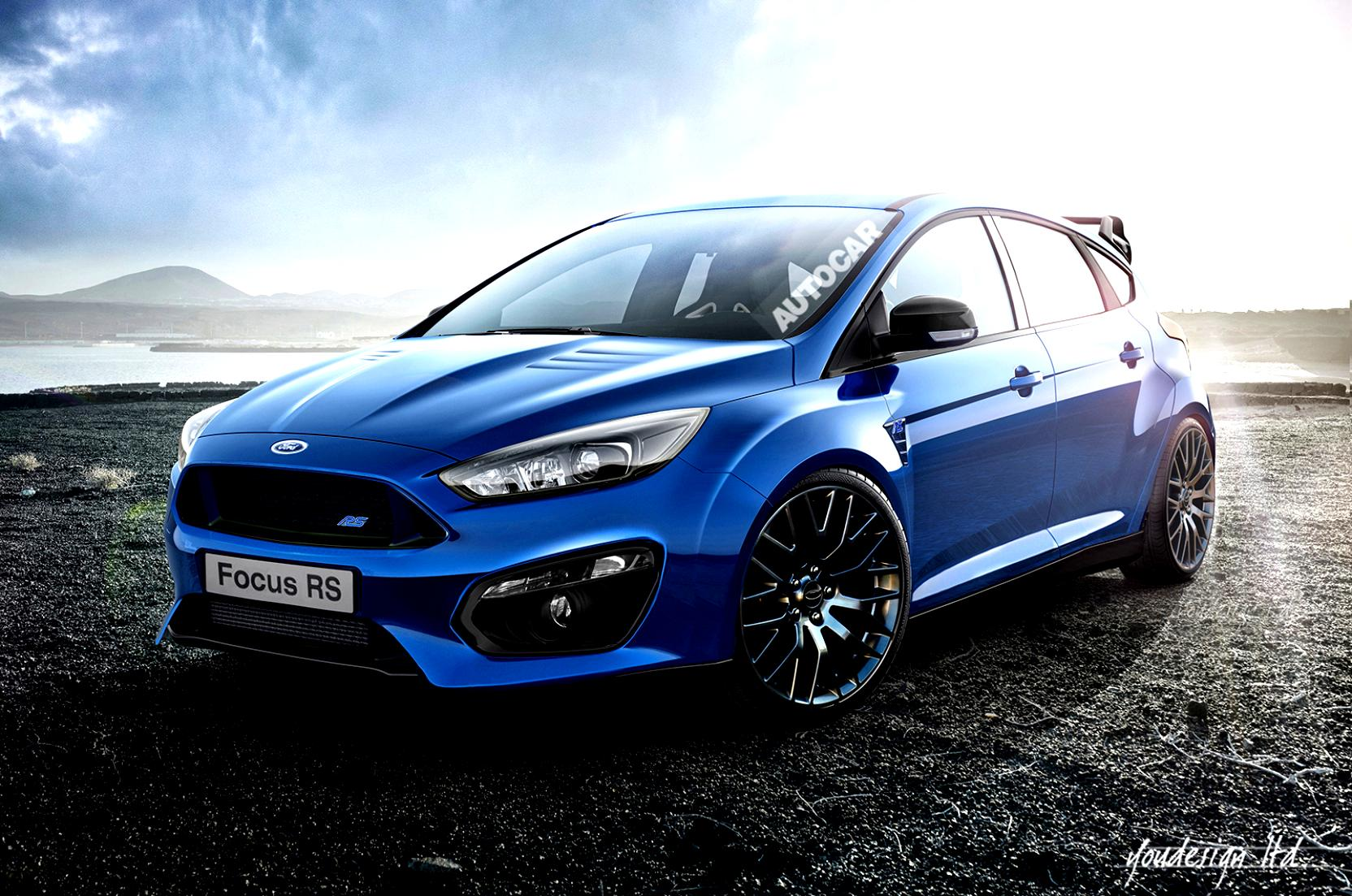 Ford Focus RS 2016 #9