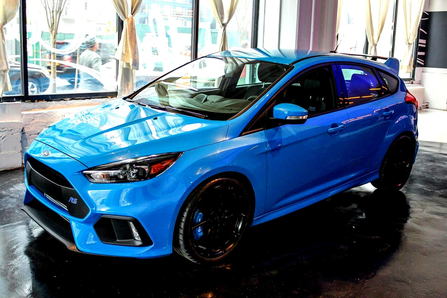 Ford Focus RS 2016 #10