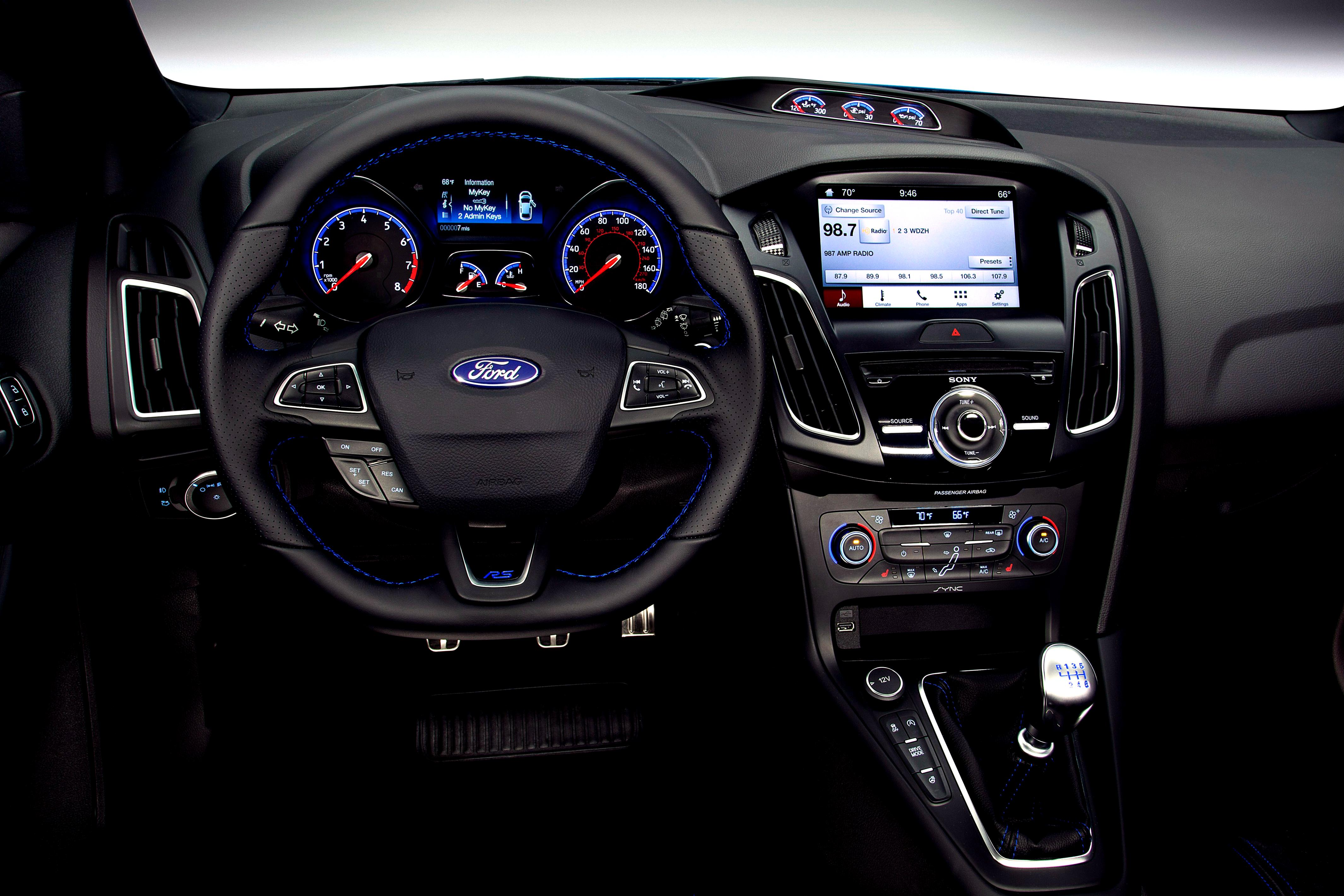 Ford Focus RS 2016 #100