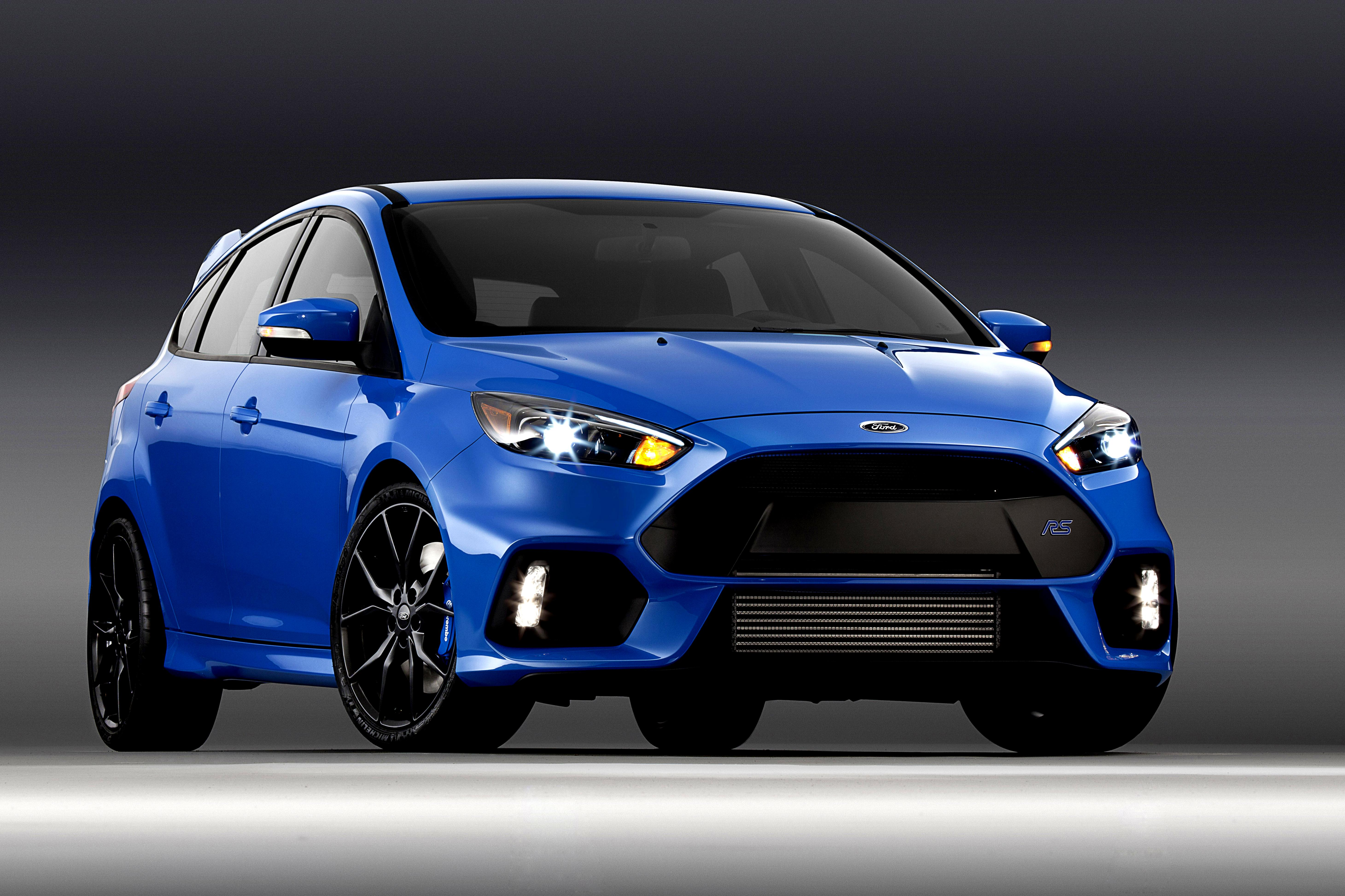 Ford Focus RS 2016 #11