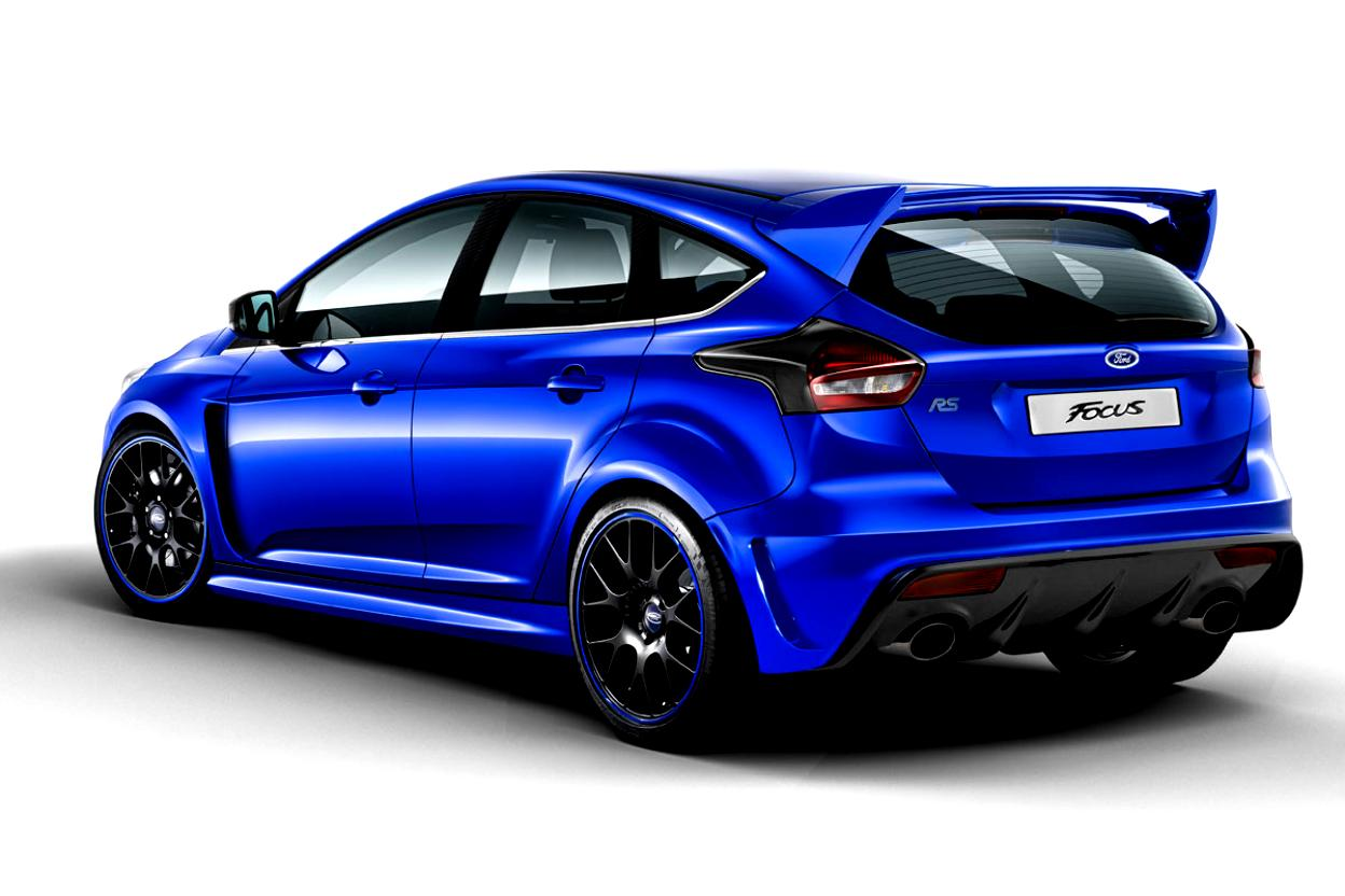 Ford Focus RS 2016 #13