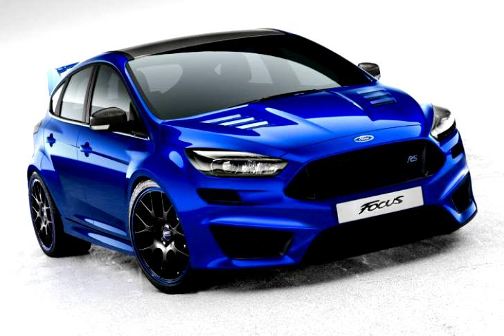 Ford Focus RS 2016 #14