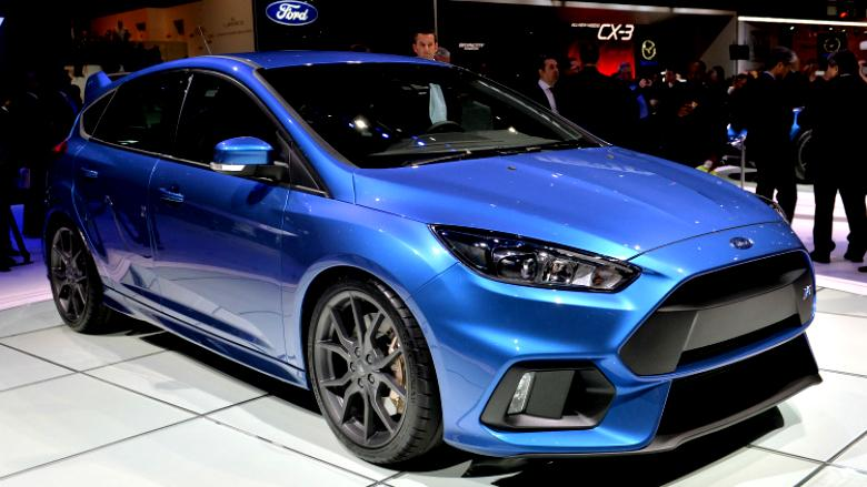 Ford Focus RS 2016 #15