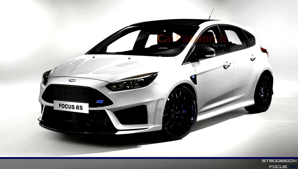 Ford Focus RS 2016 #16