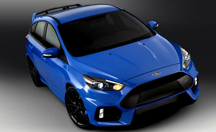 Ford Focus RS 2016 #17