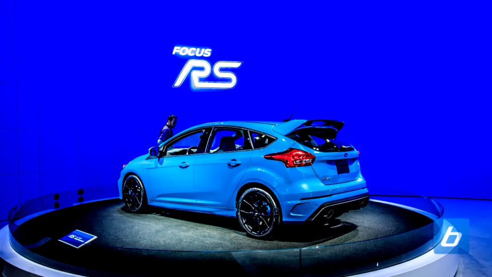 Ford Focus RS 2016 #18