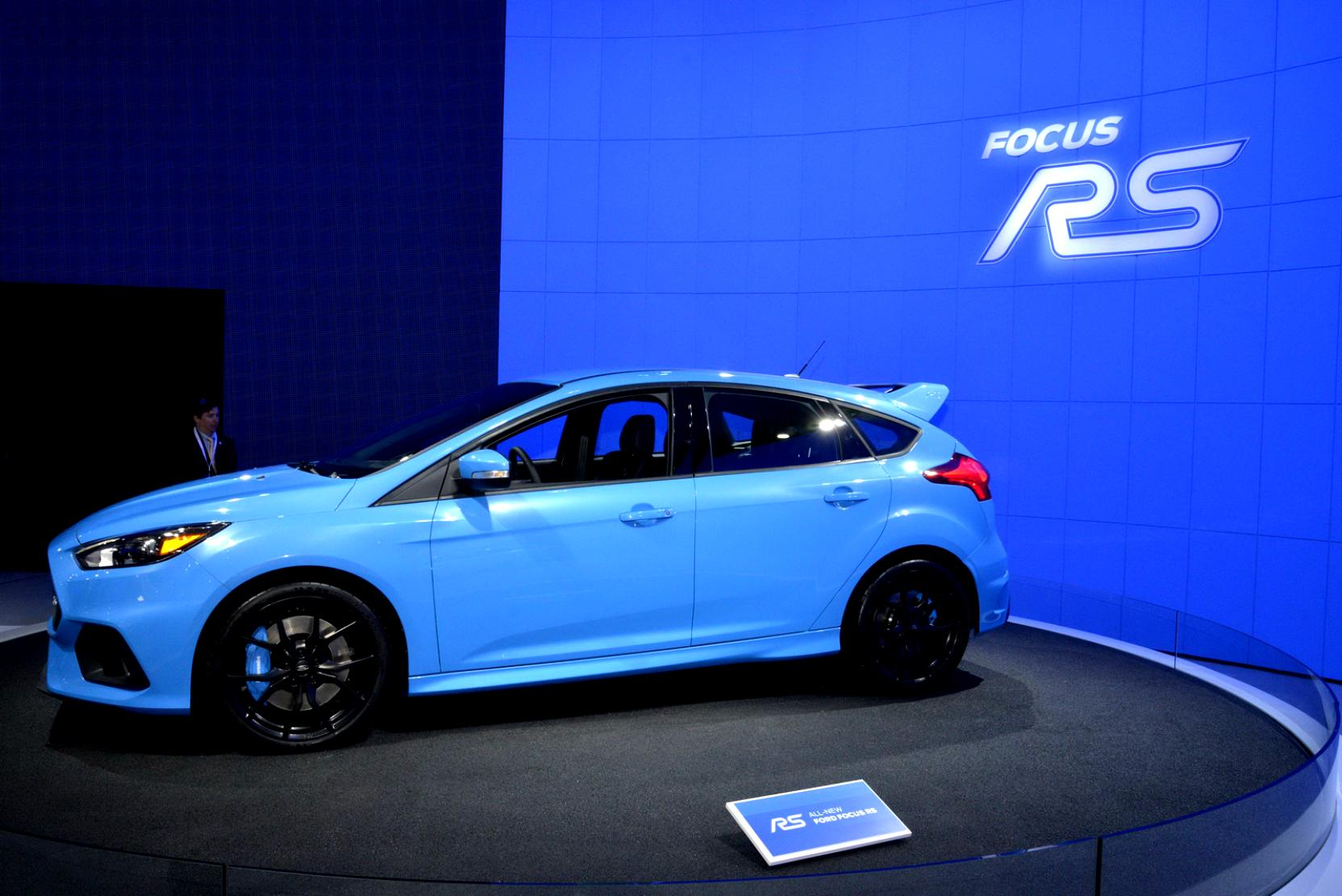 Ford Focus RS 2016 #24