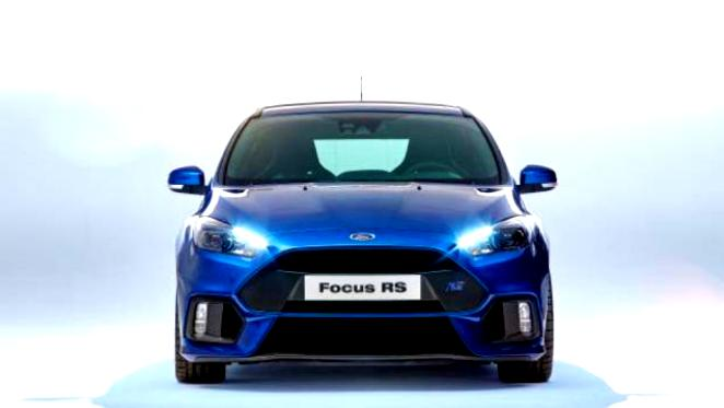 Ford Focus RS 2016 #27