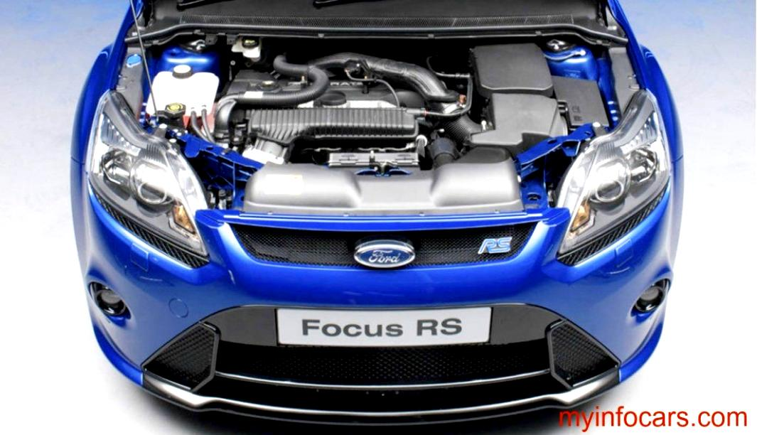 Ford Focus RS 2016 #30