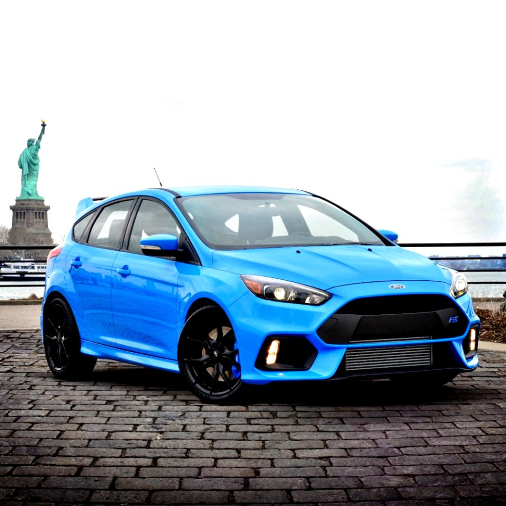 Ford Focus RS 2016 #34