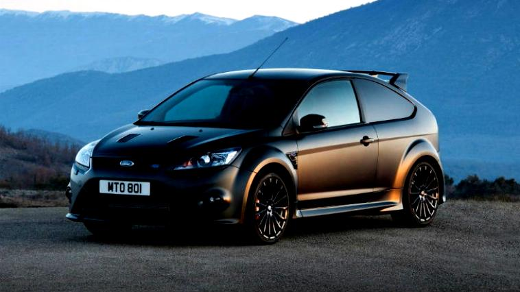 Ford Focus RS 2016 #35