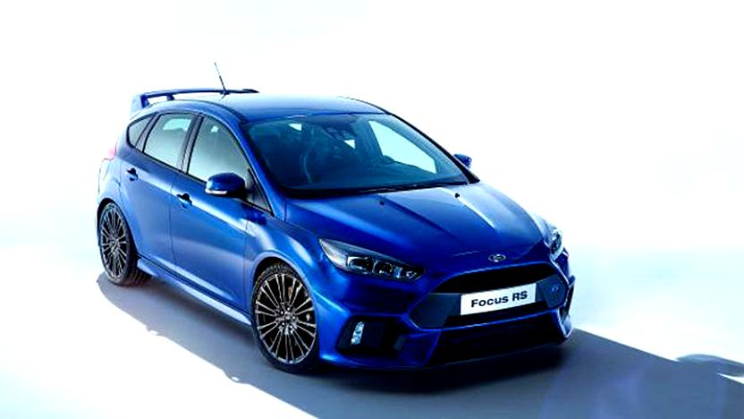 Ford Focus RS 2016 #37