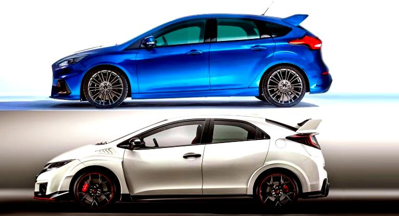 Ford Focus RS 2016 #38