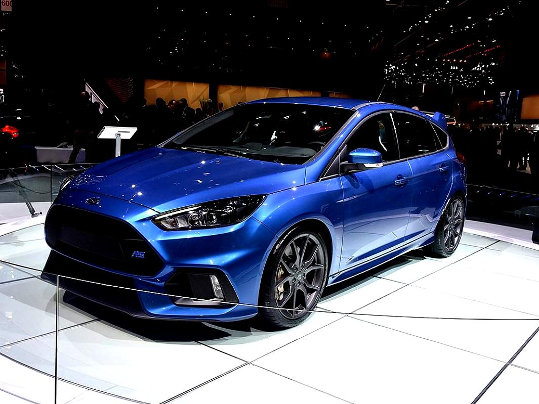 Ford Focus RS 2016 #40