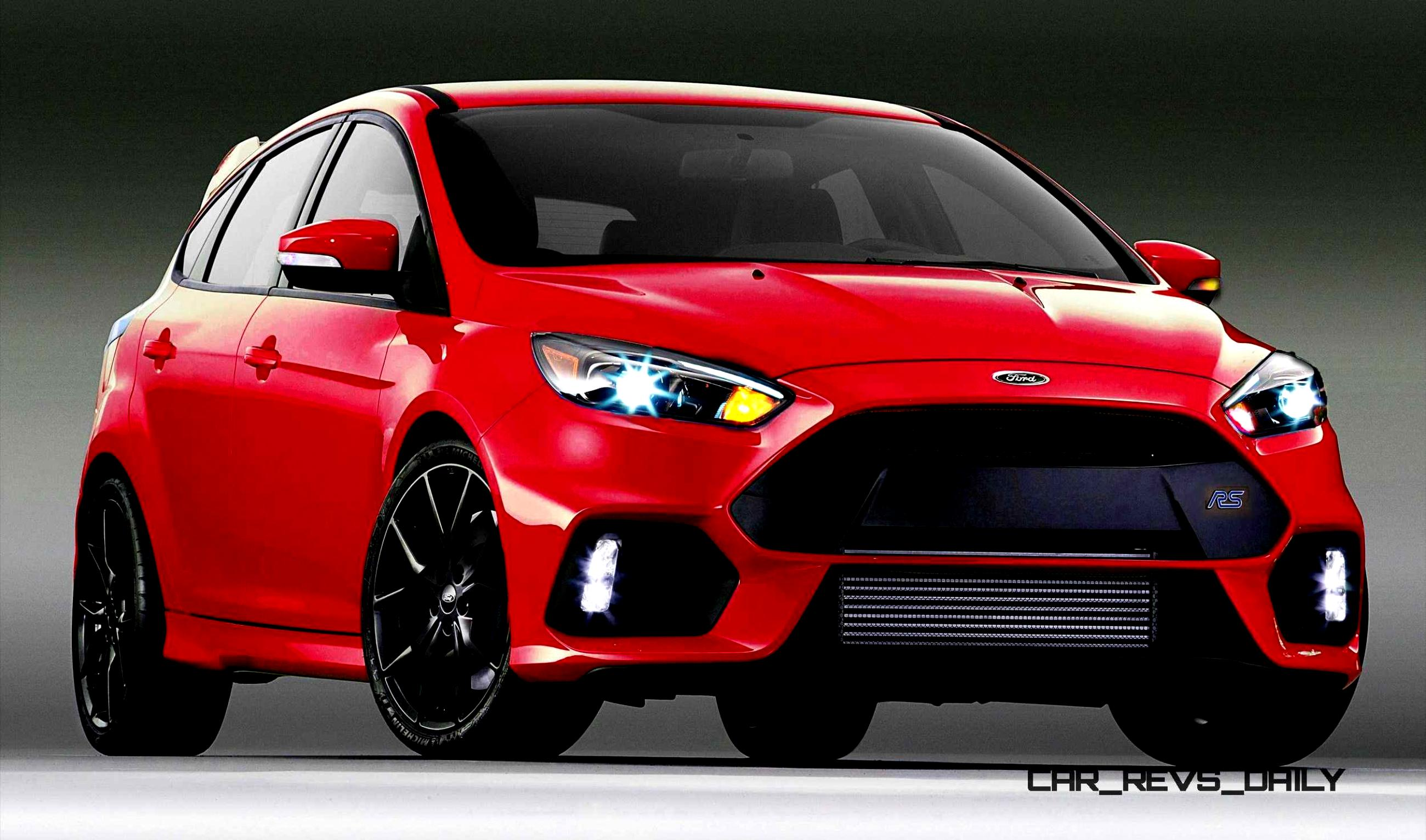 Ford Focus RS 2016 #41