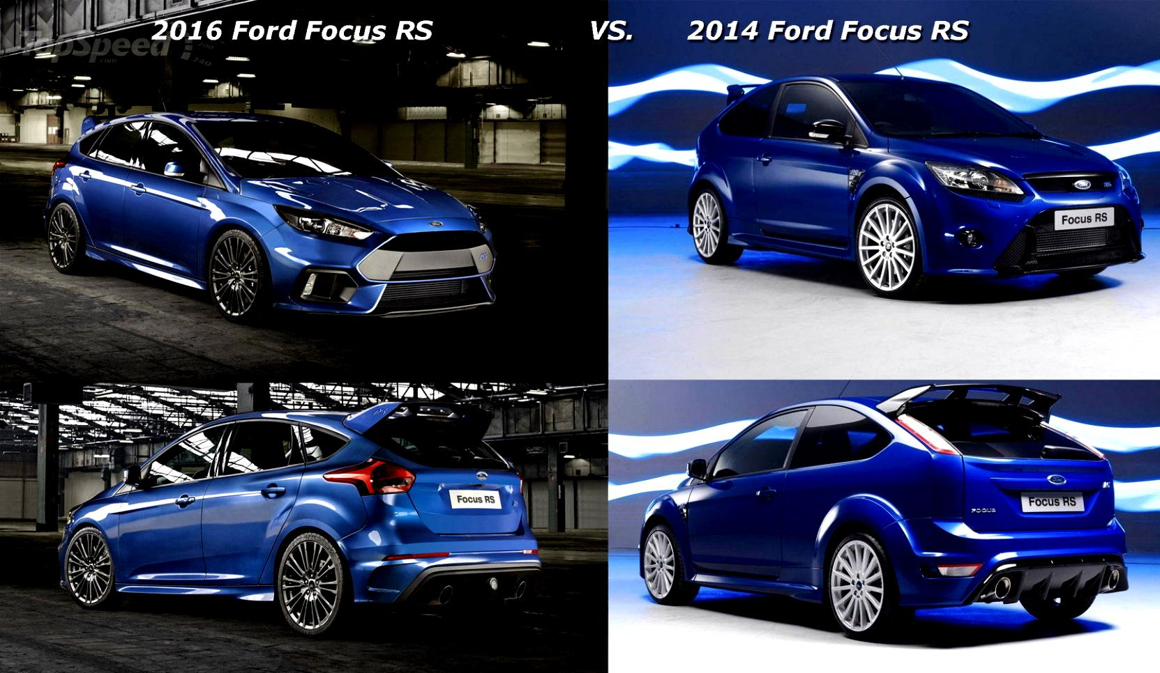 Ford Focus RS 2016 #43