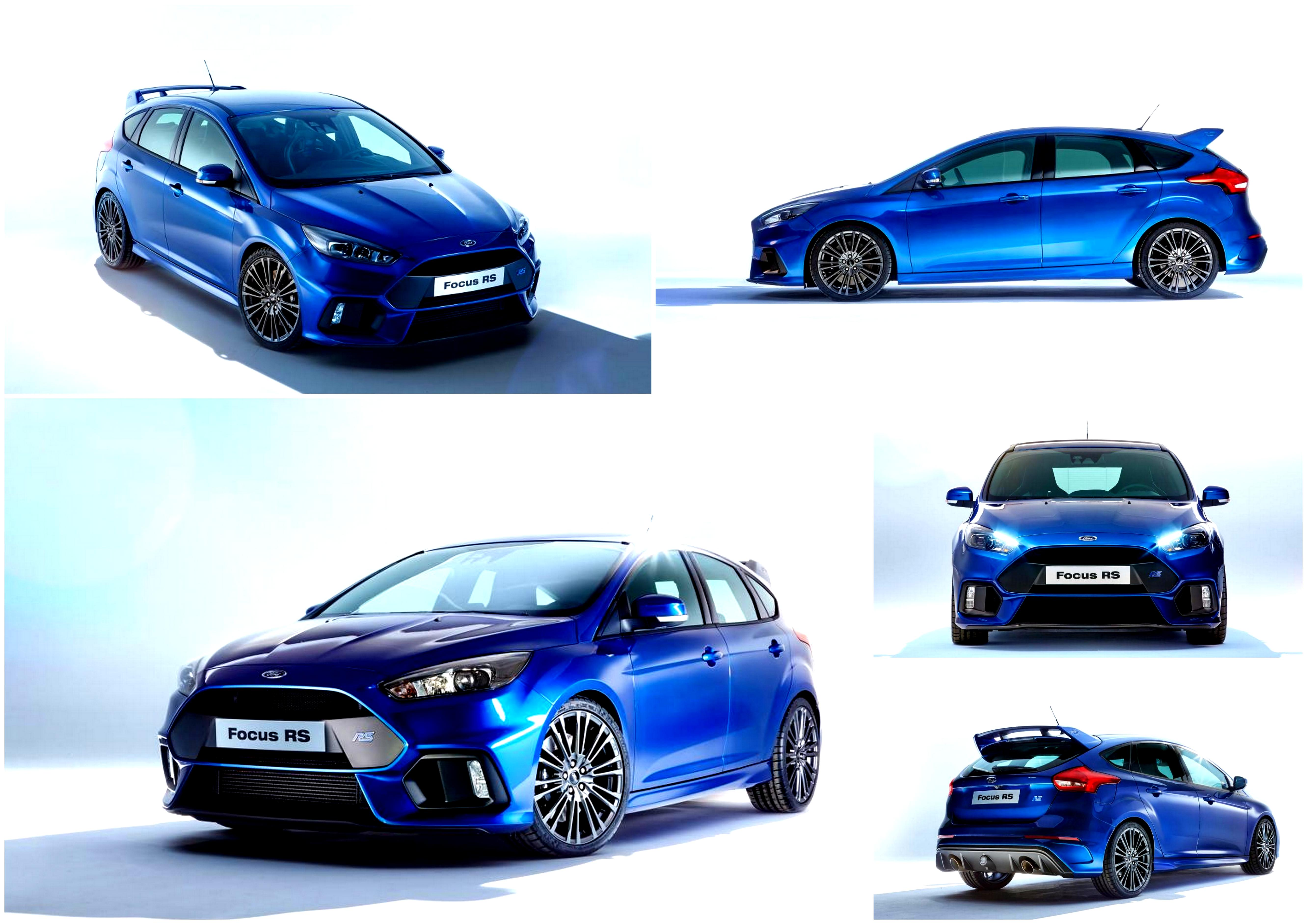 Ford Focus RS 2016 #44