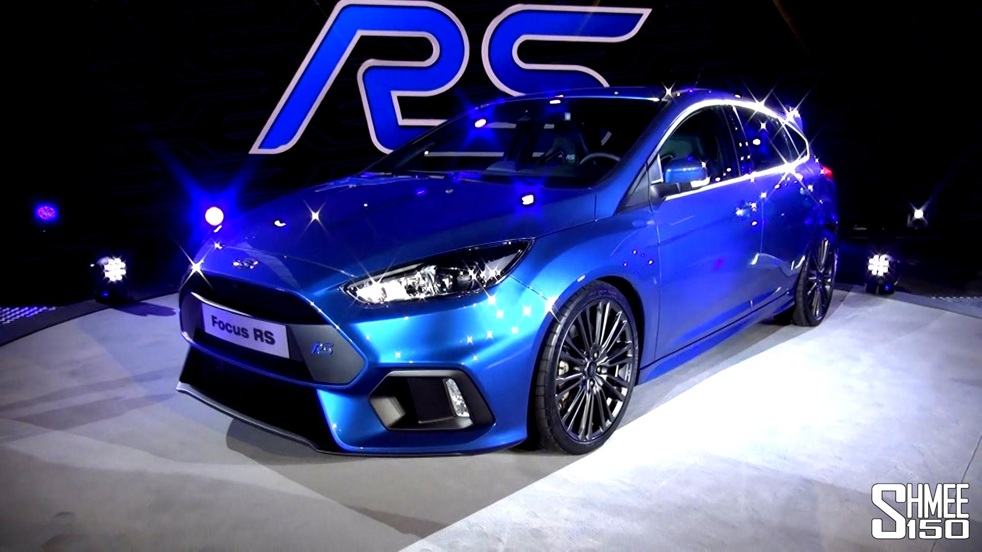 Ford Focus RS 2016 #45