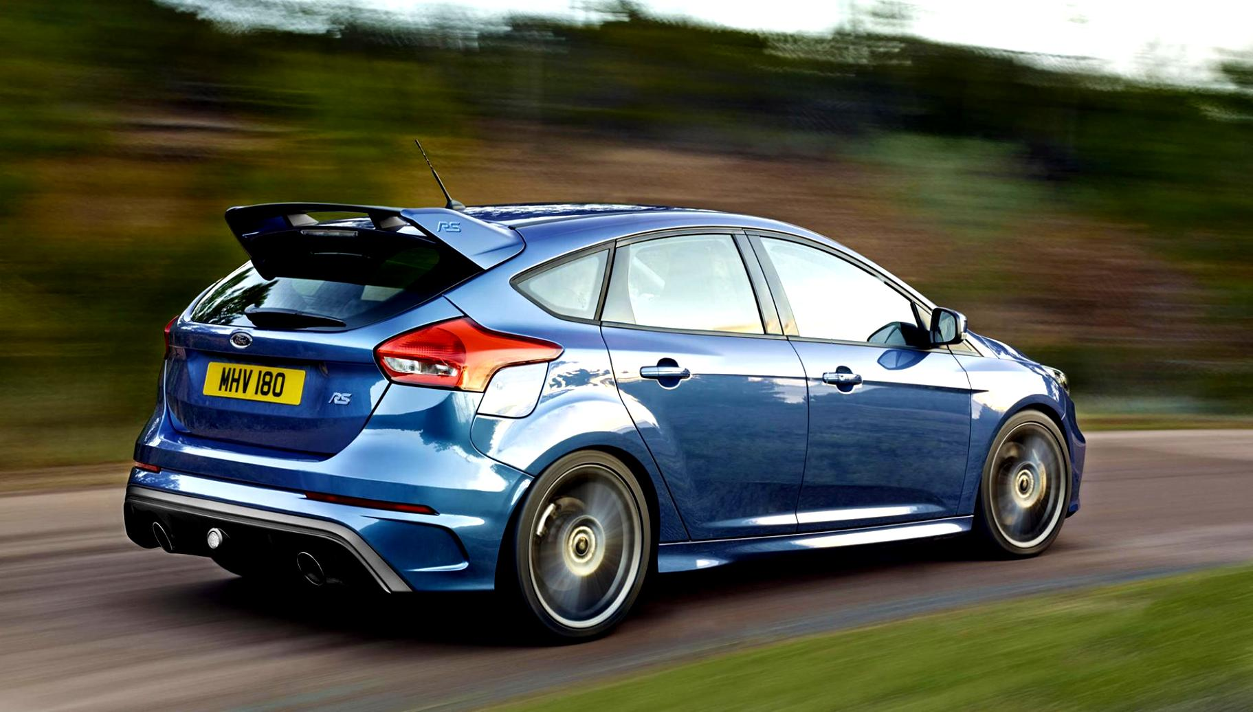 Ford Focus RS 2016 #46