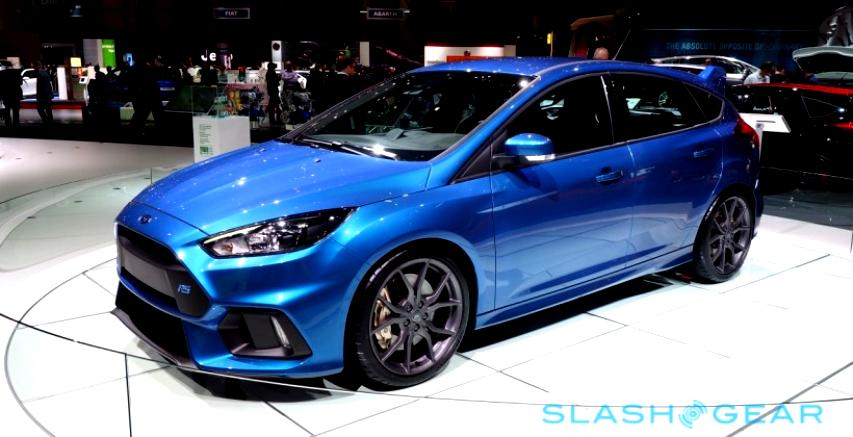 Ford Focus RS 2016 #47