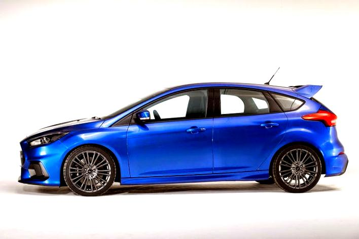 Ford Focus RS 2016 #48