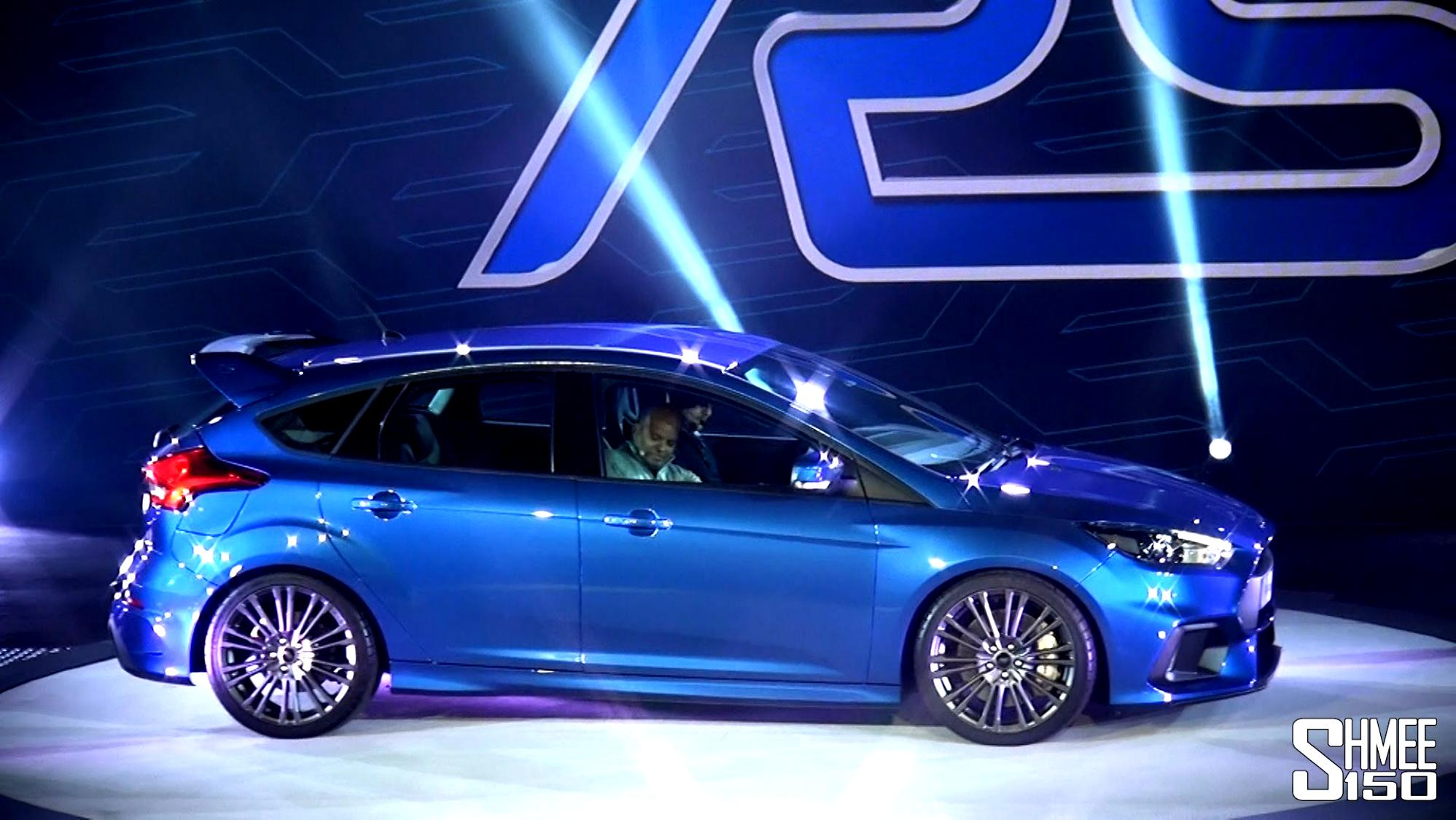 Ford Focus RS 2016 #50