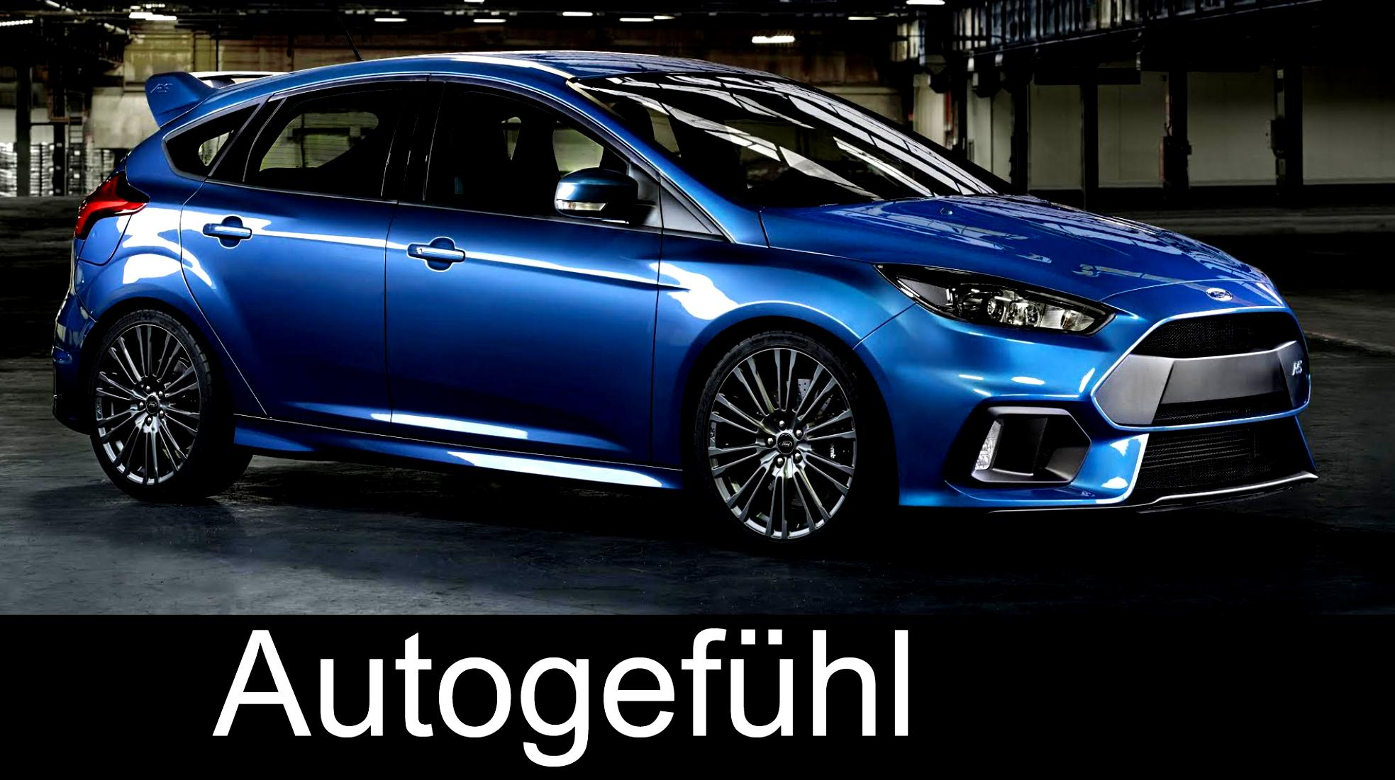 Ford Focus RS 2016 #51