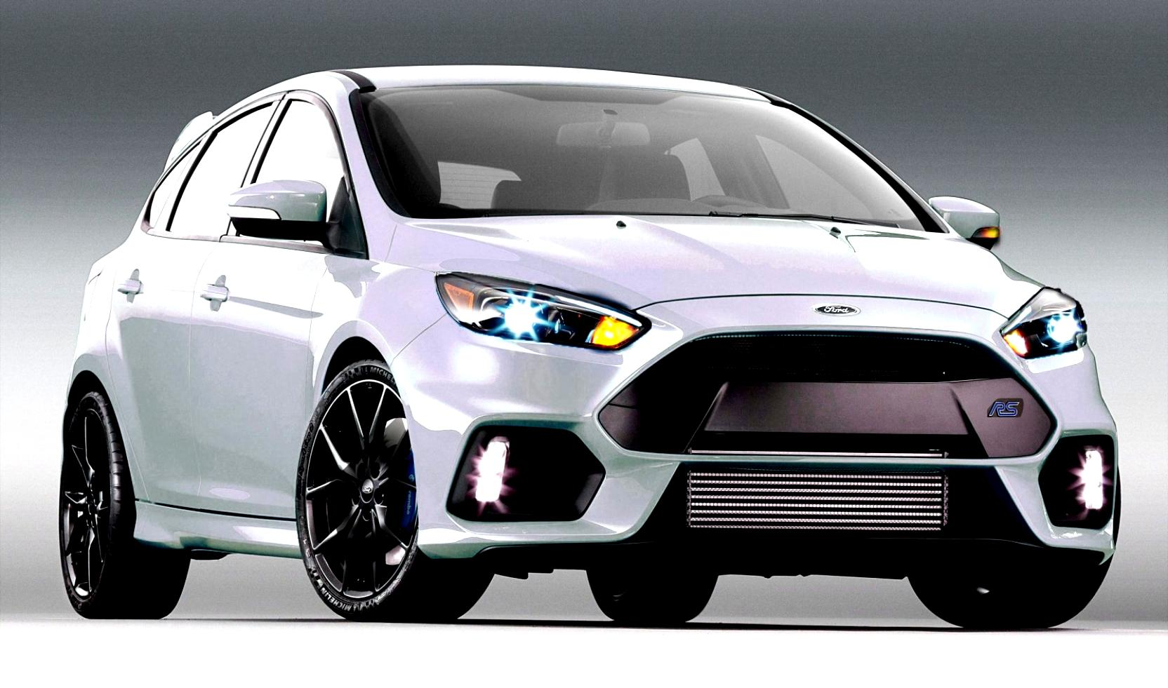 Ford Focus RS 2016 #52