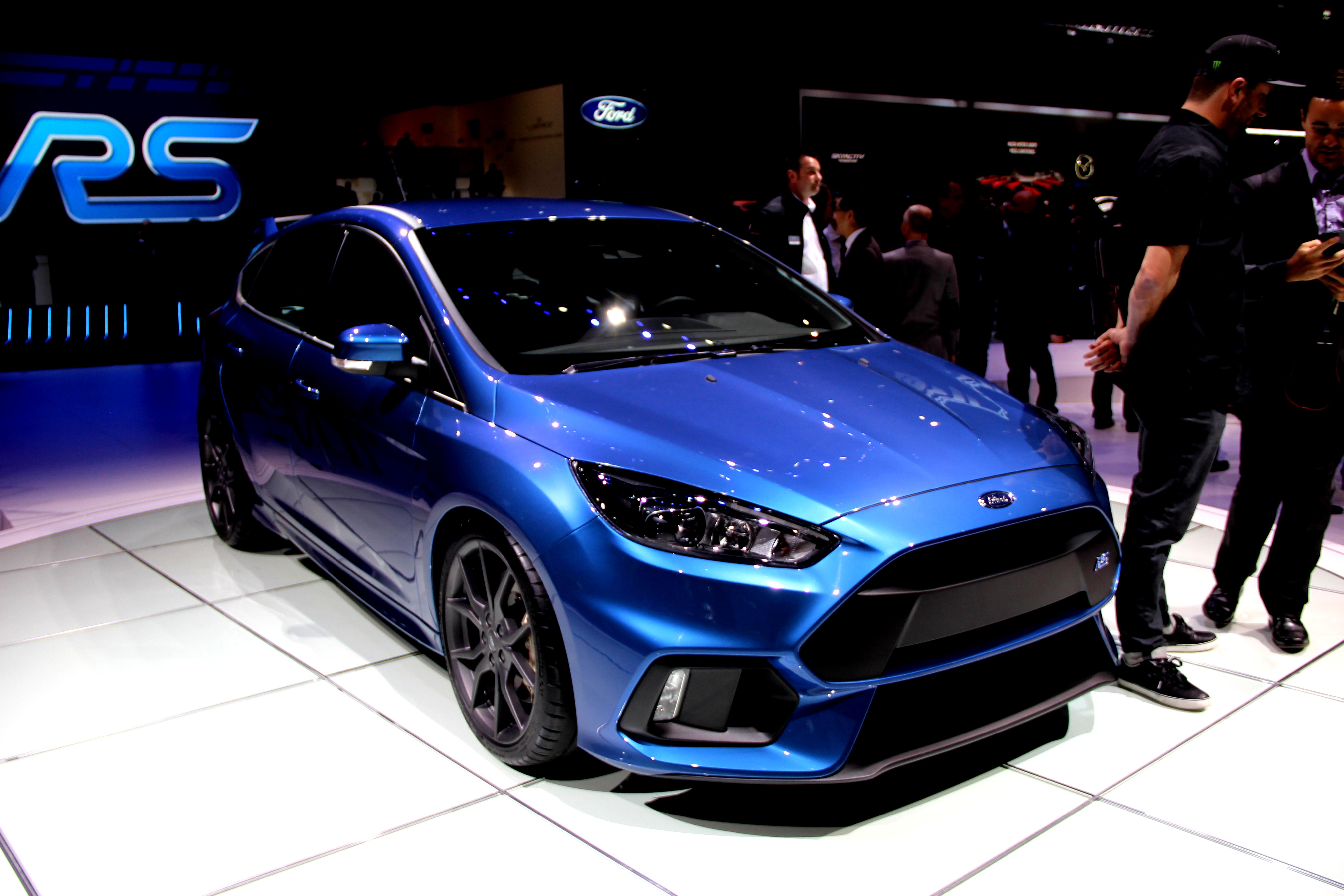 Ford Focus RS 2016 #53