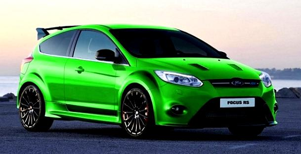 Ford Focus RS 2016 #54