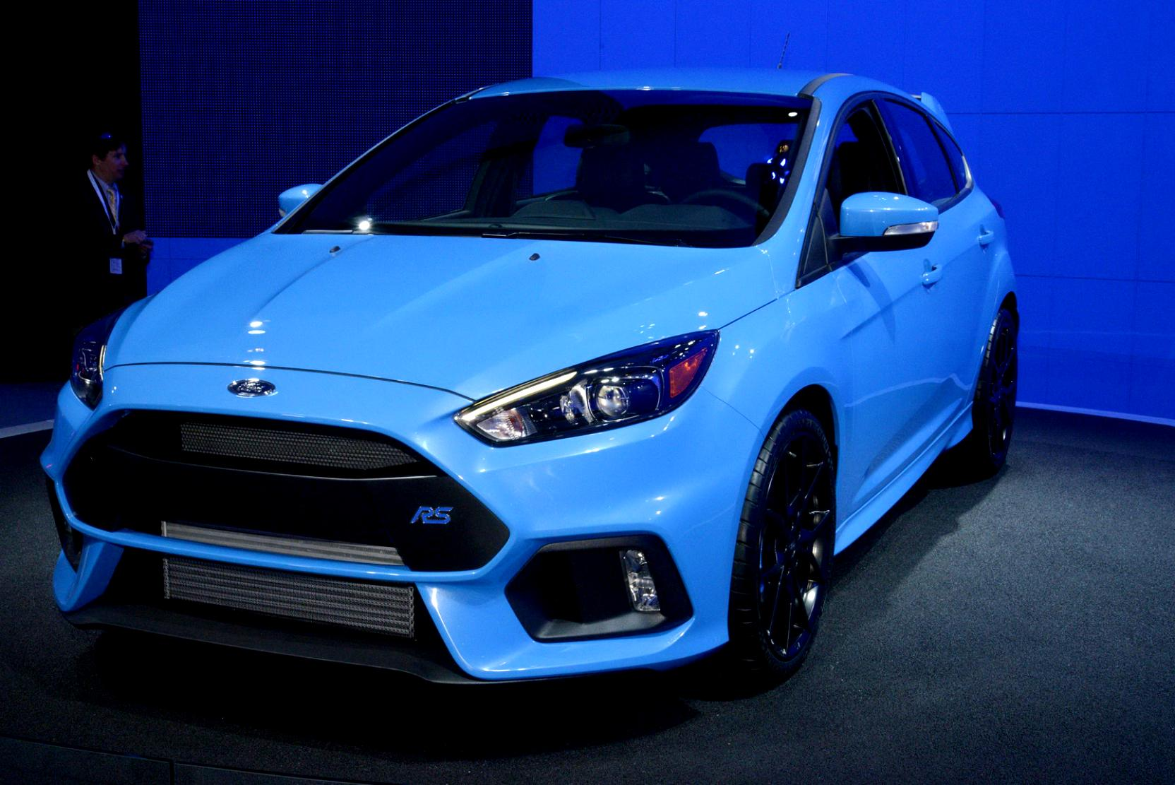 Ford Focus RS 2016 #55