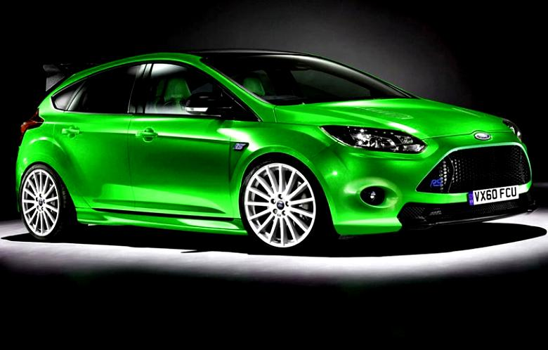 Ford Focus RS 2016 #56