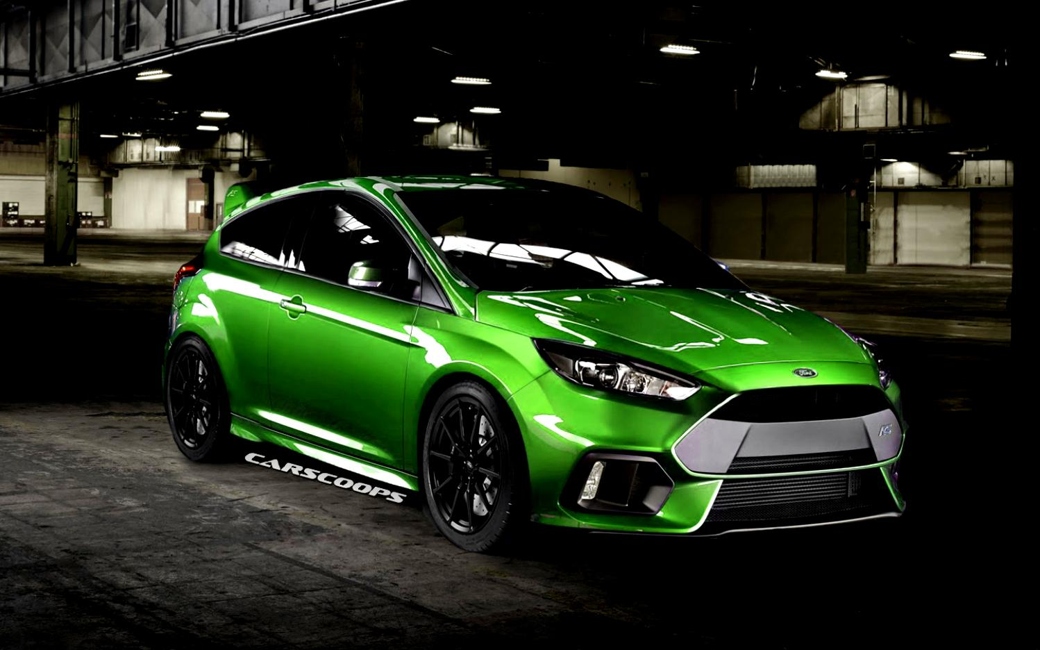 Ford Focus RS 2016 #59