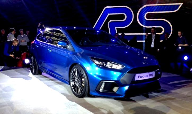 Ford Focus RS 2016 #60