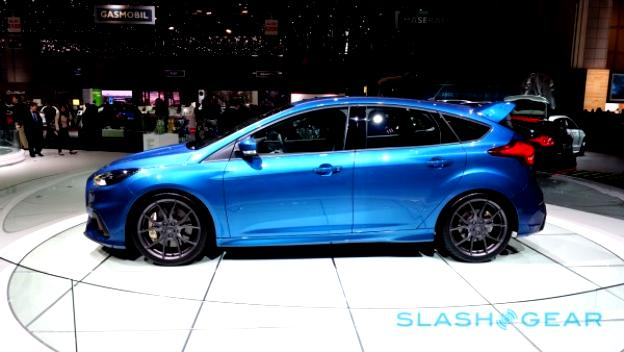 Ford Focus RS 2016 #61