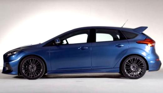 Ford Focus RS 2016 #62