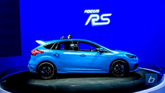 Ford Focus RS 2016 #65