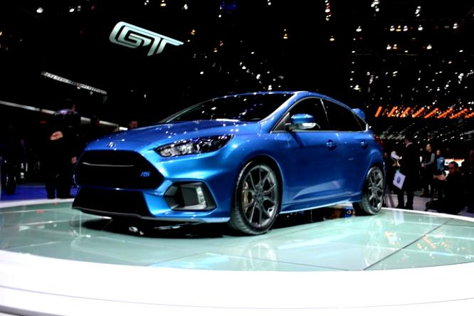 Ford Focus RS 2016 #66