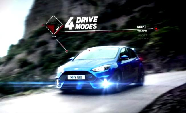 Ford Focus RS 2016 #69