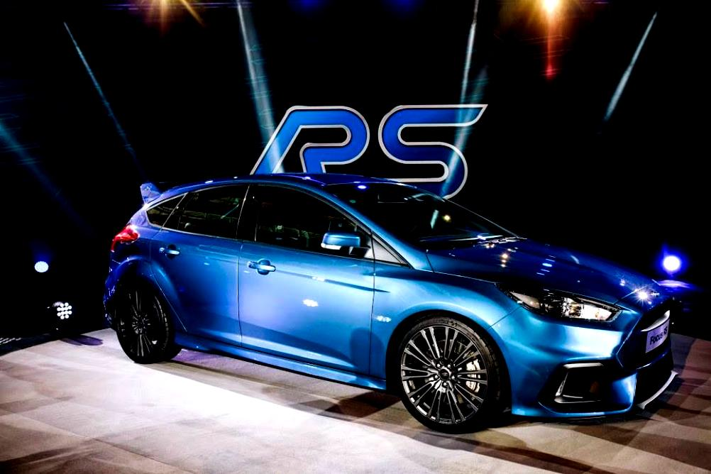 Ford Focus RS 2016 #70