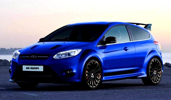 Ford Focus RS 2016 #71