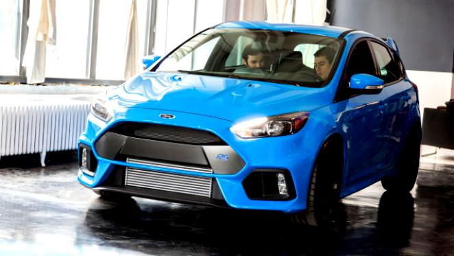 Ford Focus RS 2016 #72