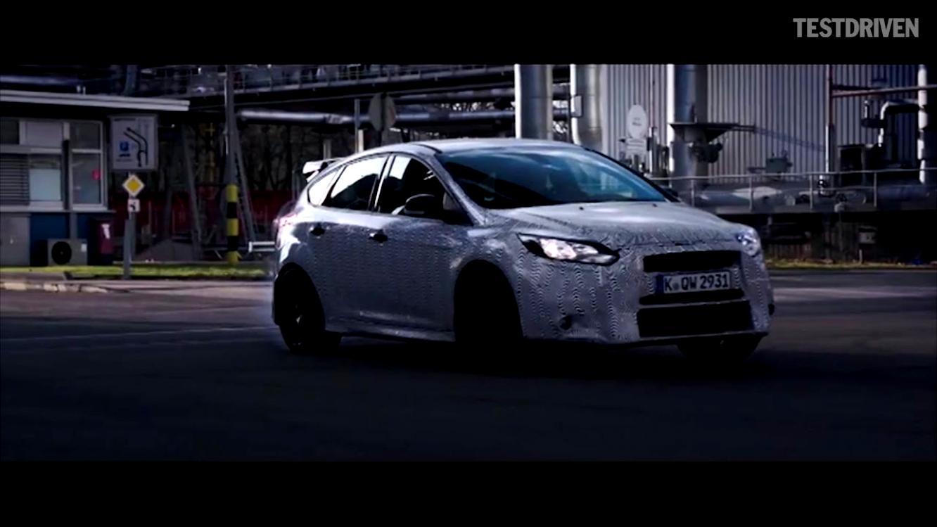 Ford Focus RS 2016 #74